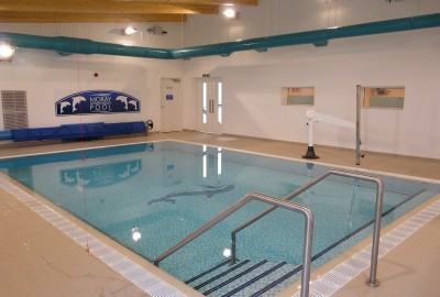 Moray Hydrotherapy Pool